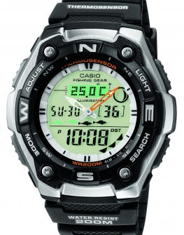 Мъжки часовник Casio AQW-101-1AVER