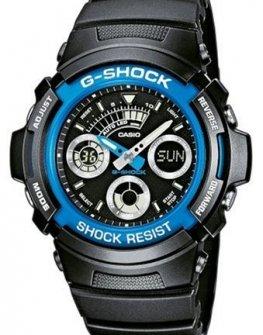 Мъжки часовник Casio AW-591-2AER