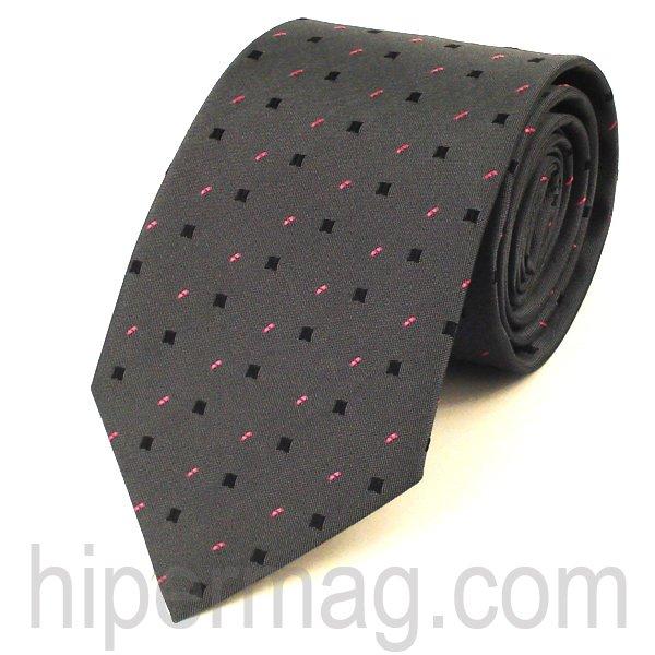 Мъжка вратовръзка New Line - сива