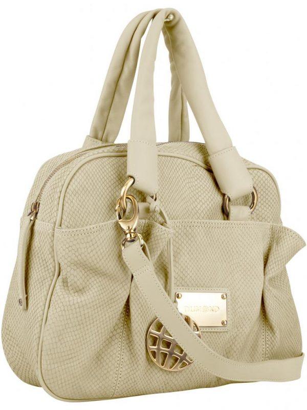 Дамска кожена чанта Dumond