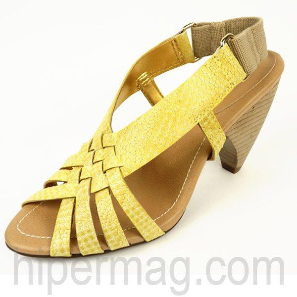 Дамски сандали  Dumond на токче