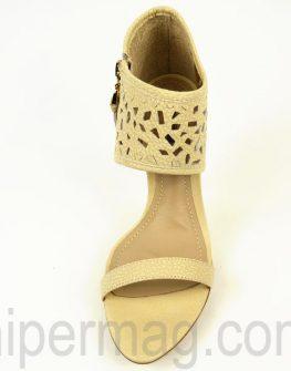 Елегантни дамски сандали на висок ток