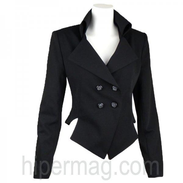 Елегантно дамско вталено сако