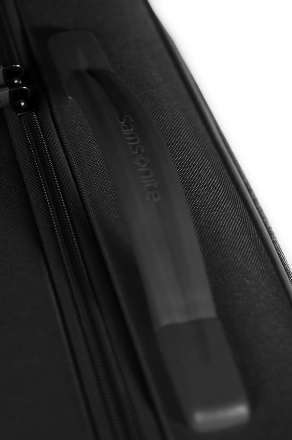Куфар на 4 колела Samsonite Sahora ReGeneration 55см. (графит)