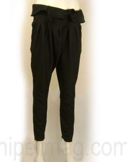 Дизайнерски панталон La Speciale с паднало дъно