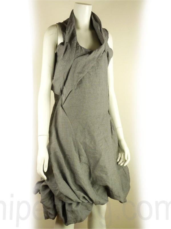 Дизайнерска рокля тип балонче