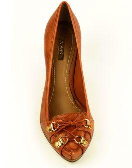 Дамски обувки Dumond  с декоративни катарами