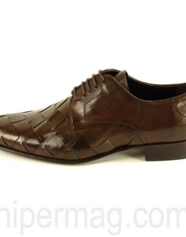 Sara Pen - кафяви мъжки обувки