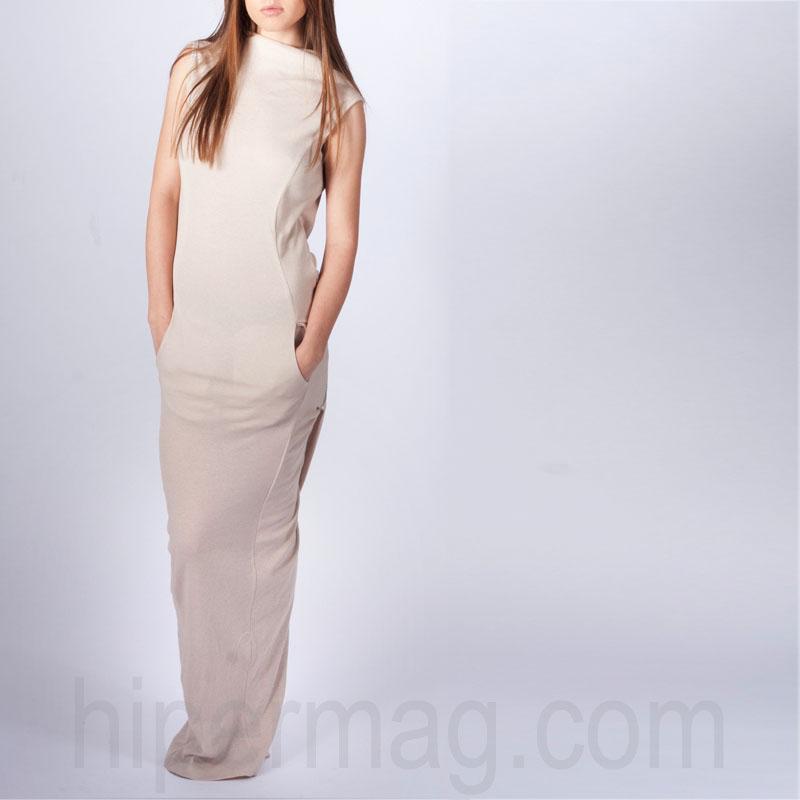 Незабравима дълга рокля La Speciale с интересен гръб