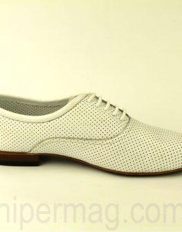 Бели мъжки обувки Sara Pen
