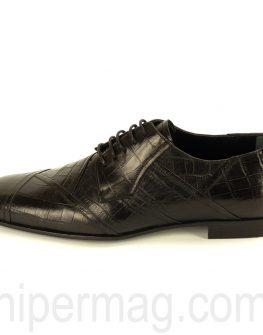 Sara Pen мъжки обувки от релефна кожа