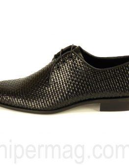 Мъжки обувки Sara Pen - десен плетеница