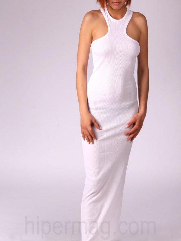 Красива дамска рокля La speciale – рипс