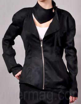 Дамско сако La speciale с интересен гръб