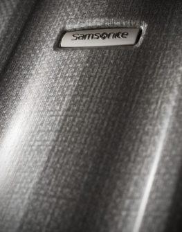 Куфар Samsonite на 4 колела Cubelite 55 см (шампанско)