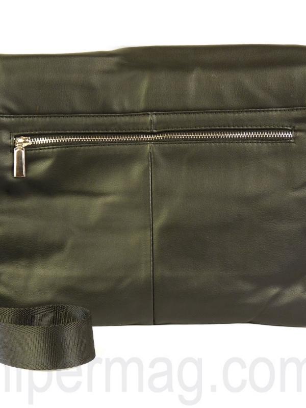 Мъжка чанта Exchange с външен джоб отзад