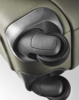 Куфар Samsonite на 4 колела Cordoba Duo 55см. (зелен)
