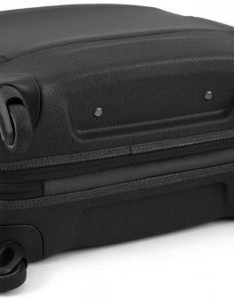 Бизнес куфар Samsonite на 4 колела Litesphere 16,4 инча лаптоп (черен)