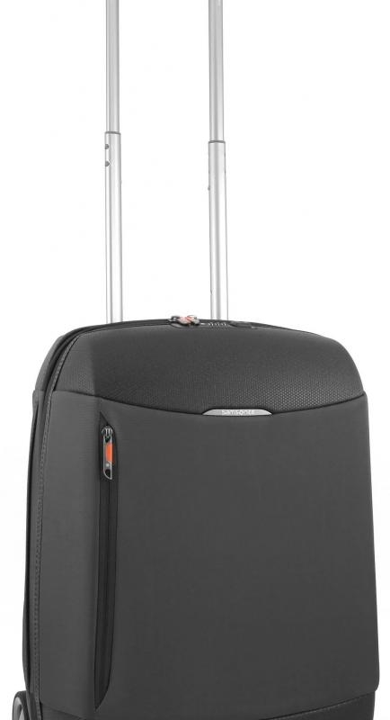Куфар Samsonite на 2 колела Litesphere 55см. (черен)