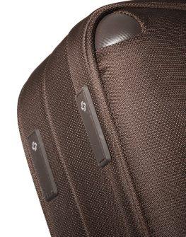 Бизнес чанта Samsonite X'ion3 за 16 инча лаптоп с три прегради (кафяв)