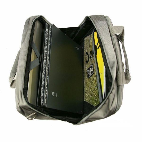 Компютърна пътна чанта Samsonite за рамо X'Blade (черна), за 15 инча лаптоп
