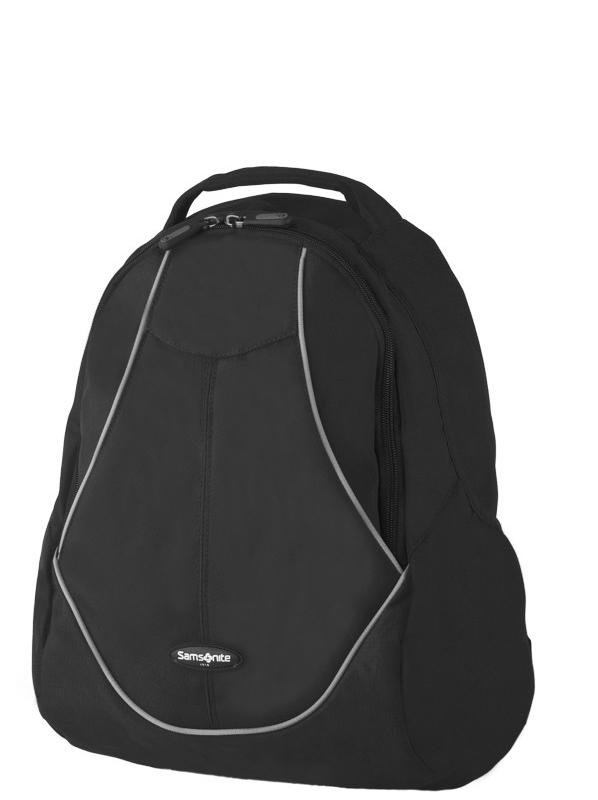 Раница Samsonite Wander 3, Bombay за 15,4 инча лаптоп (черен)