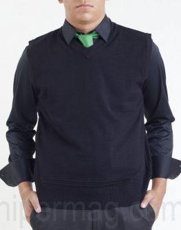 Мъжки елек Styler в черно.