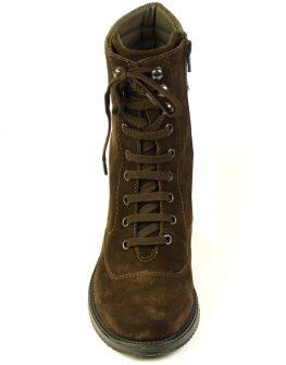 Дамска спортна обувка от естествен велур и текстил Stonefly