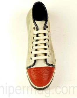 Спортни мъжки обувки Sara Pen - бежови