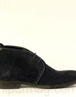 Високи мъжки обувки Sara Pen - сини