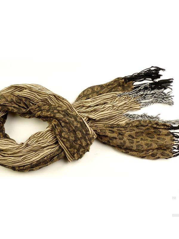 Унисекс шал STYLER - леопард