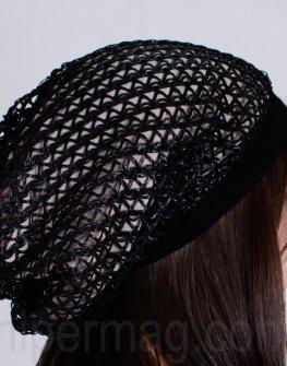 Дамска шапка La Speciale – мрежа