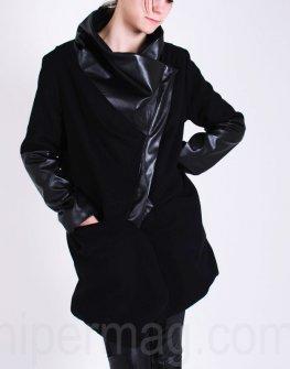 Дамско палто La Speciale от вълна