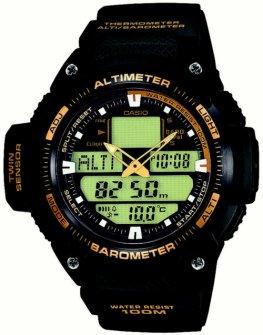 Мъжки часовник Casio SGW-400H-1B2