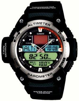 Мъжки часовник Casio SGW-400H-1B