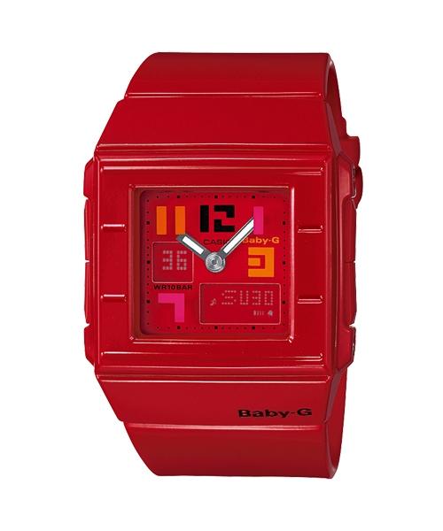 Дамски часовник Casio BGA-200PD-4B