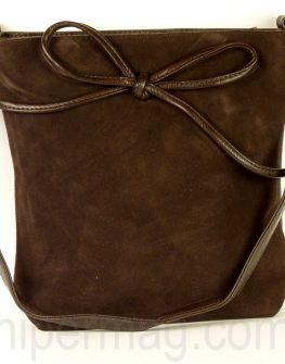 Дамска чанта Exchange с панделка