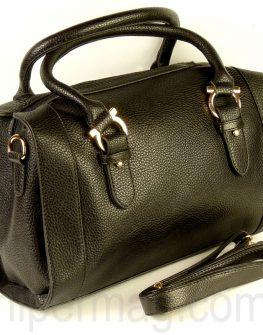 Дамска чанта Exchange - черна