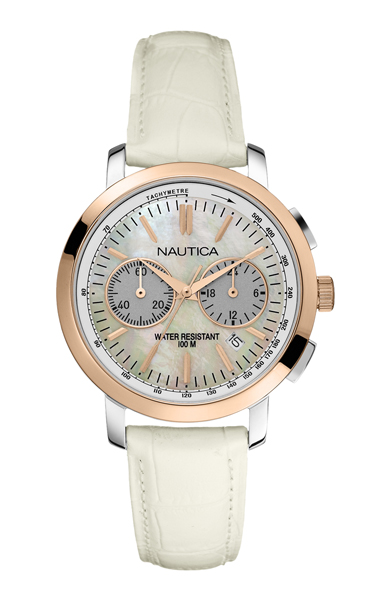 Унисекс часовник Nautica A19579M