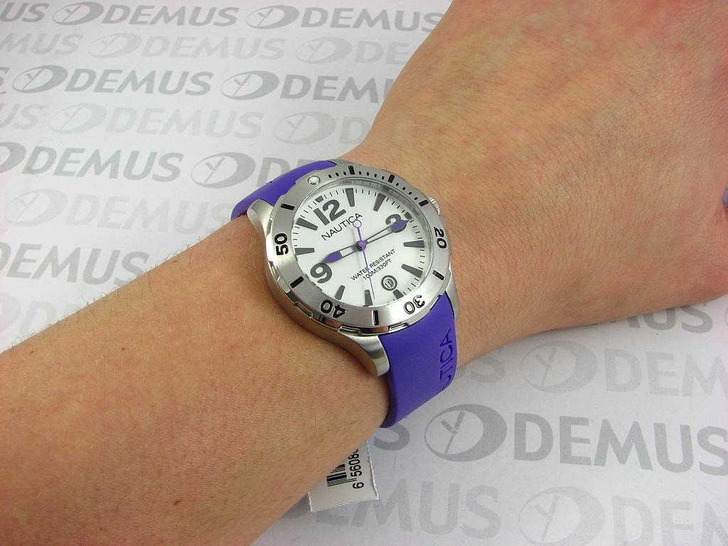 Дамски часовник Nautica A11551M