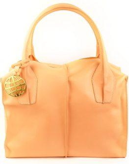 Дамска чанта DUMOND в приятен розов цвят