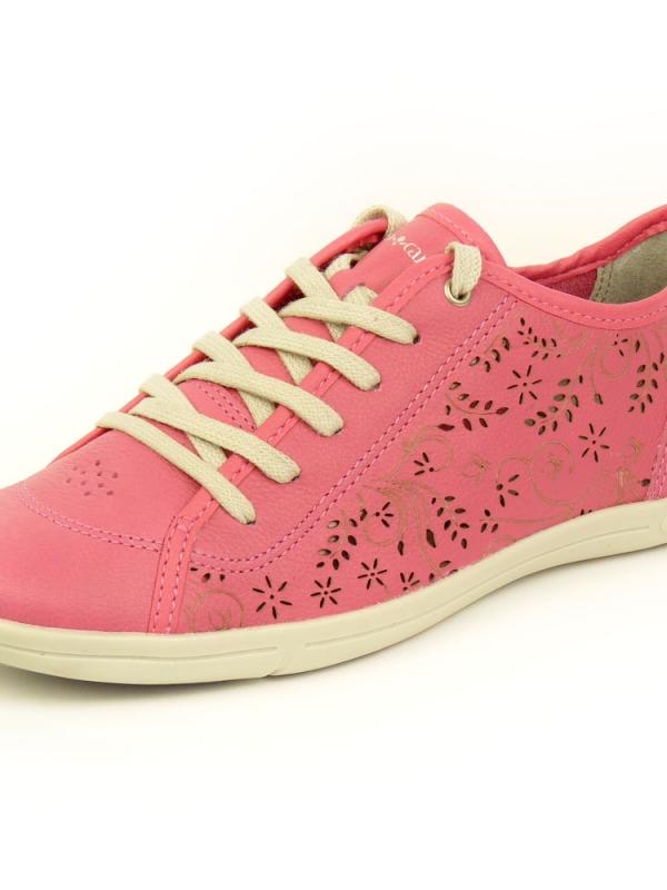 Розови дамски обувки WEST COAST - спортни
