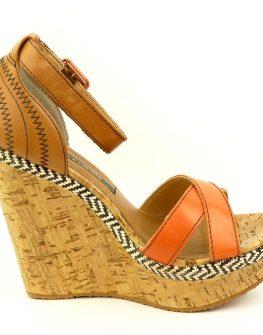 Елегантни дамски обувки WEST COAST на платформа