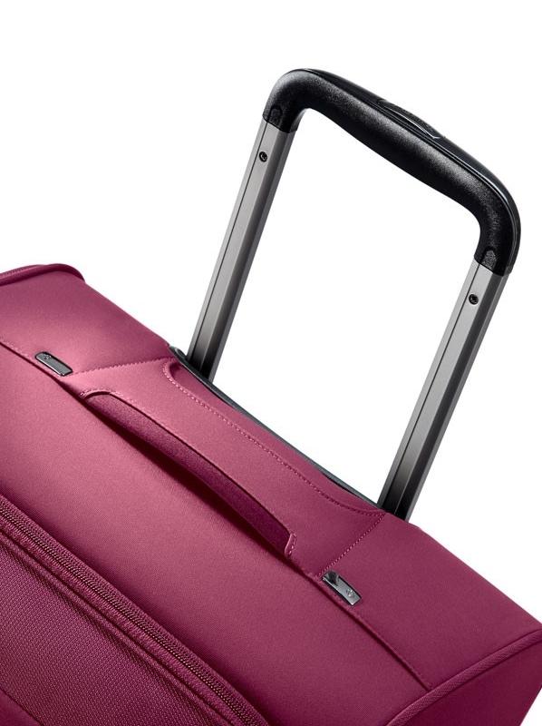 Бизнес чанта Samsonite на 2 колела Short-Lite (лилав)