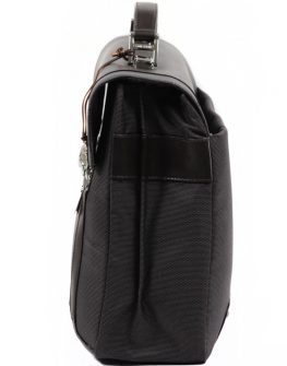 Бизнес чанта Samsonite с 2 прегради S-Teem за 16,4 инча лаптоп (кафяв)