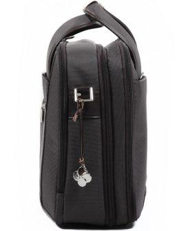 Бизнес чанта Samsonite с разширение S-Teem за 15,6 инча лаптоп (кафяв)