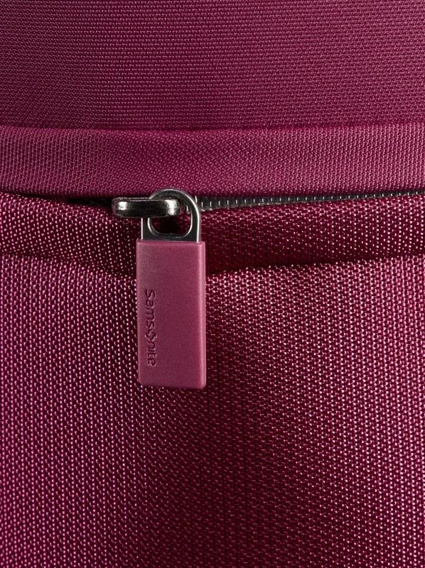 Чанта за уикенда Samsonite Short-Lite (лилав)