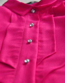 "Дамска блуза ""Daysy"" цвят циклама - от HANNA"