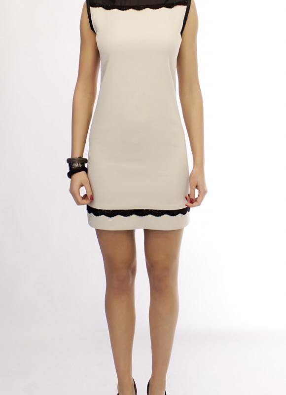 """Къса елегантна рокля """"Alexa"""" - от HANNA"""