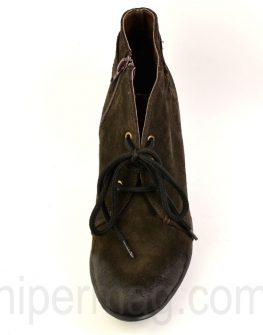 Дамски обувки от естествен велур - от Balis